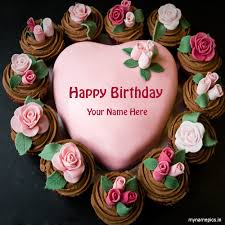 write name on birthday cake online for free
