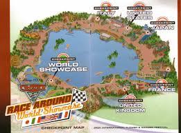 disney epcot map epcot showcase map epcot showcase map showyou me