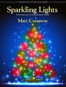 sparkling lights by matt conaway j w pepper sheet