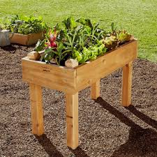 gorgeous wooden raised beds garden kits im going to have to