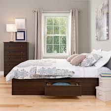 Platform Beds Canada Bedroom Storage Beds Queen Size With Drawers Queen Platform Bed