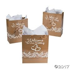 wedding gift bags wedding ideas