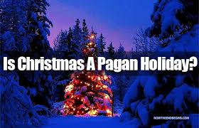 december 25th paganism