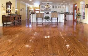 pine wood floors kitchens pine plank wide wood floors installing