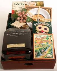bourbon gift basket woodford reserve gift basket 750 ml bourbon bevmo