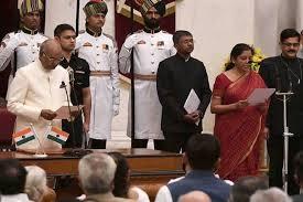 Modi Cabinet List Surprise Nirmala Sitharaman As Defence Minister Here U0027s Complete