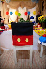 mickey mouse chair covers chair covers for birthday party awesome chair cover at a mickey