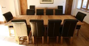 Emejing  Chair Dining Room Set Photos Room Design Ideas - Black dining table seats 10