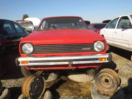 junkyard find 1978 ford fiesta the truth about cars