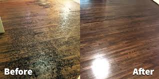 Refinished Hardwood Floors Before And After Simple Refinished Hardwood Floors Before And After Pictures