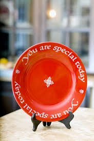 plate you are special the plate you are special the turquoise table