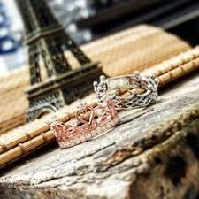 king and crown wedding rings crown ring for king and custom personalized by laonato