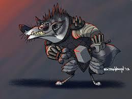 kung fu panda 2 wolf boss emthelimey deviantart