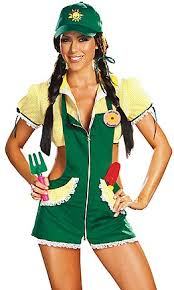 Daisy Duke Halloween Costume Garden Ho Lmao Laugh Holding