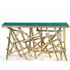 Turquoise Console Table Kam Tin A Turquoise U0027mikado U0027 Console Table 2012 U2013 88 Gallery