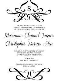 wedding invitations etiquette proper etiquette for wedding invitations gangcraft net