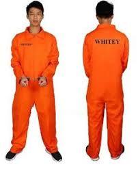 prison jumpsuit costume deluxe orange prison jumpsuit dept of corrections large