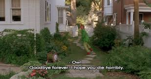 Drop Dead Fred Meme - goodbye forever i hope you die horribly movie quotes