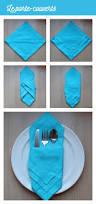 Pliage Serviette Noeud Diy 10 Pliages De Serviettes Beaux Et Faciles U2013 Huit Juin Maison