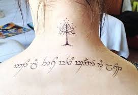 19 attractive tree neck tattoos