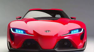 How Much Does The Toyota Ft1 Cost The Toyota Ft 1 Concept Mashinsport
