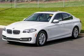 bmw 5 series for sale used 2015 bmw 5 series for sale raleigh nc cary 28509a