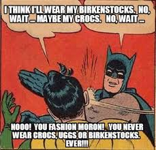 Birkenstock Meme - th id oip yzdabtcolqifoghteld7cqhahj