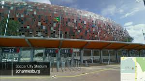Google Maps South Africa by Explore The Stadiums In South Africa With Street View In Google