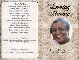 funeral phlet ideas program for a funeral best 25 memorial service program ideas on