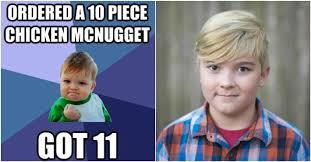 Success Kid Meme - behind the meme an interview with success kid