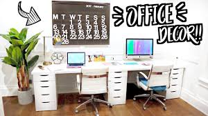 Office Room Images New Office Room Decor Moving Vlogs Youtube