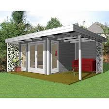 gartenhaus design flachdach gartenhaus flachdach 40 mm nwh karlsruhe 40228 naturholz gartenhaus