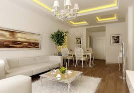 living lovable ceiling designs for living room with brown color