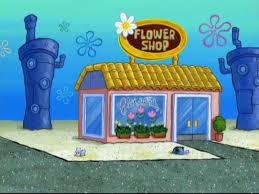Flowershop Flower Shop Encyclopedia Spongebobia Fandom Powered By Wikia