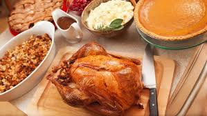 thanksgiving dinner survey shows not confident in