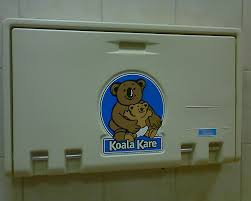 Koala Kare Changing Tables Bathroom Verse