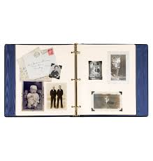 personalized leather photo albums presidential personalized photo album leather photo albums