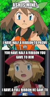 Misty Meme - amourshipping vs advanced shipping meme by orionpaxg1 on deviantart