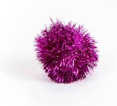 kats u0027 tuff kitty puff sparkle ball cat toy kats u0027n