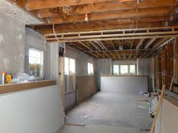 Insulating Existing Interior Walls The Sustainable Urban Alternatives House In Flint Michigan Gut