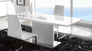 Lacquer Dining Room Sets Catchy Modern White Dining Room Chairs Sets Thesoundlapse