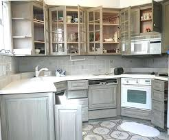distressed white kitchen cabinets distressed kitchen cabinets grab the rustic vintage look with