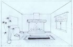 dessiner en perspective une cuisine dessiner en perspective une cuisine comment dessiner sa chambre