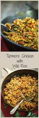 turmeric chicken with wild rice hostess at heart