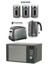 Russell Hobbs Kettle And Toaster Set Microwave Tea Kettle U0026 Toaster Sets Ebay