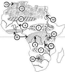 africa map answers homework mr asielue s social studies class