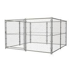 lowes dog kennel wholesale cheap portable chain link dog kennel