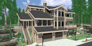 sloped lot house plans recommendations sloped lot house plans awesome view house plans