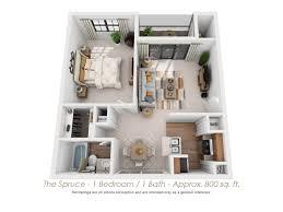 floor plans evergreen club apartments