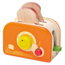toaster kinderküche wonderworld toaster aus holz für die kinderküche 4542 pirum